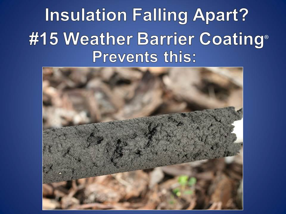 15 Weather Barrier Coating®