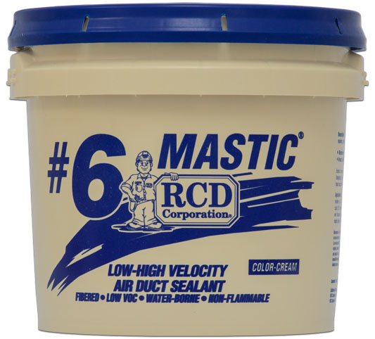 #6 Mastic® - 1 gallon pail