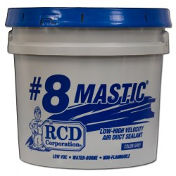 8 Mastic 174 Sheet Metal Duct Sealant